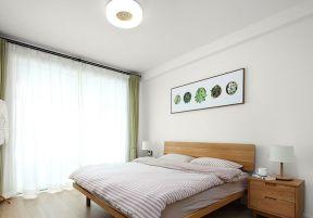 北歐臥室裝修效果 北歐臥室設計圖片