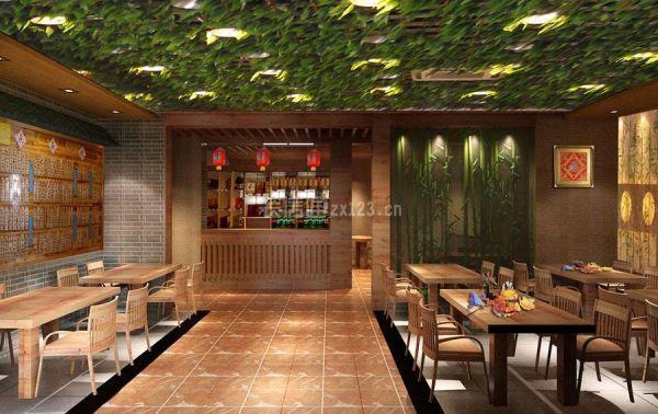 主题餐厅选哪种装修风格好