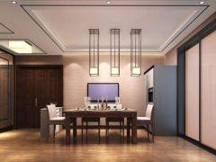 苏州家居装修餐厅照明设计技巧 餐厅灯光设计原则