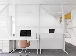 昆明極簡風格小型辦公室裝修圖片