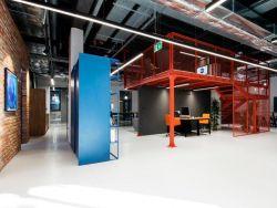 昆明科技公司辦公室室內裝修圖片