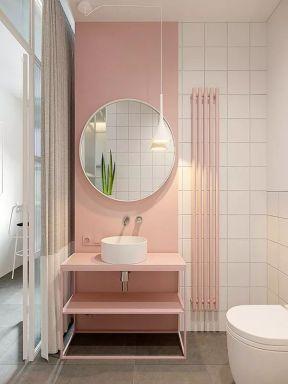 小户型卫生间装修案例 小户型卫生间设计图 小户型卫生间装修效果图