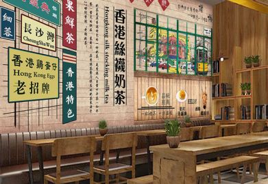深圳茶餐厅装修如何设计 休闲茶餐厅装修设计注意事项