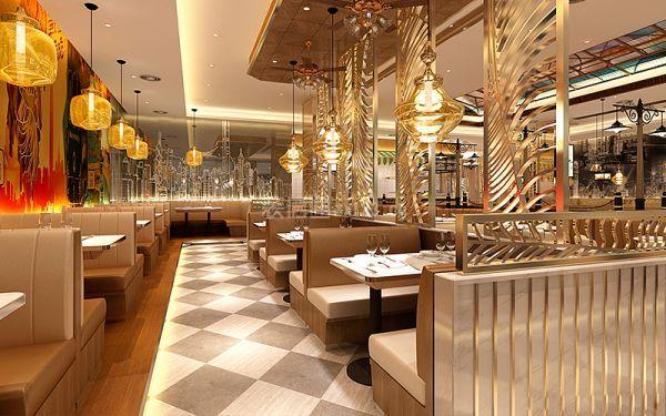 深圳茶餐厅装修如何设计