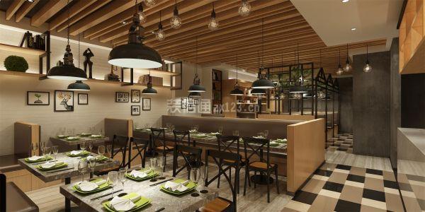 休闲茶餐厅装修设计注意事项