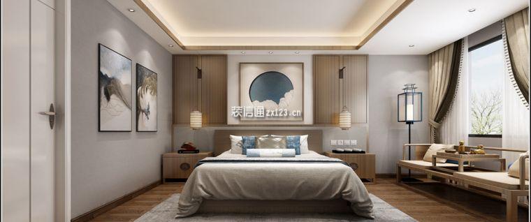【沈阳奇创今上装饰】卧室装修的设计原则 卧室裝修設計效果圖