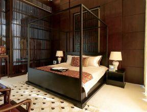 中式臥室裝潢 中式臥室裝修 中式臥室效果圖大全 中式臥室裝修案例
