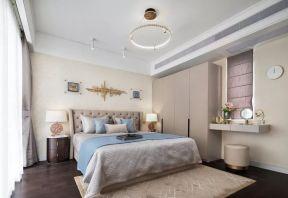 樣板房臥室裝修效果圖 樣板房臥室 現代臥室裝潢