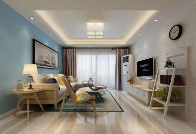 渭南峰光无限装饰-金水园155平米四居室现代简约效果图