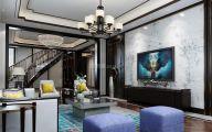 【高度國際裝飾公司】杭州西湖花園中式風格1000平米裝修效果圖案例