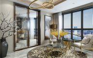 【杭州高度國際】杭州好望角现代风格280平米装修效果圖案例