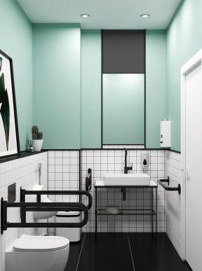 卫生间设计装修 卫生间洗手台设计