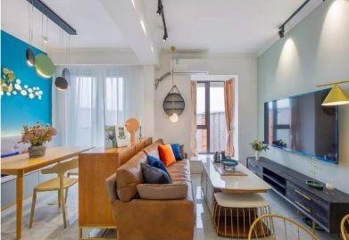 无锡ballbet贝博网站设计方案 89平三居室新房设计赏析