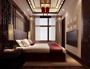中式風格臥室吊頂效果圖 中式風格臥室吊頂