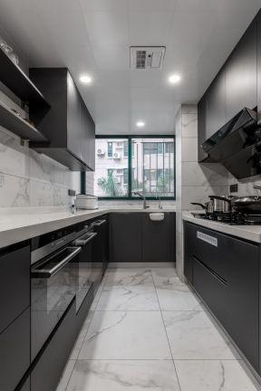 u型廚房裝修效果圖 u型廚房設計 u型廚房設計效果圖