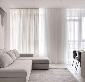 極簡風格兩室一廳室內裝修設計圖-每日推薦