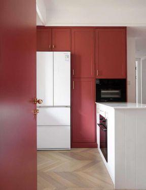 整體廚房裝修設計 廚房中島效果圖 廚房中島裝修效果圖