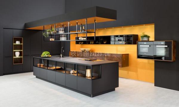 厨房岛台设计
