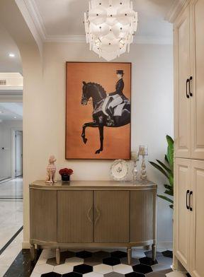 玄關柜子設計圖片 玄關柜裝修效果圖大全