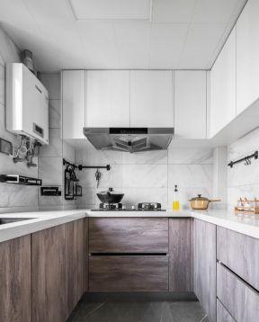 簡約廚房裝飾效果圖 簡約廚房裝修圖