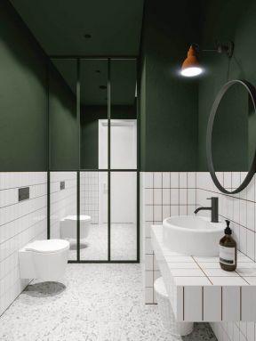 卫生间干湿分离图片 卫生间干湿分离设计 卫生间墙装修
