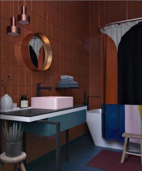 衛浴間設計圖 衛浴間裝修圖 衛浴間裝飾設計