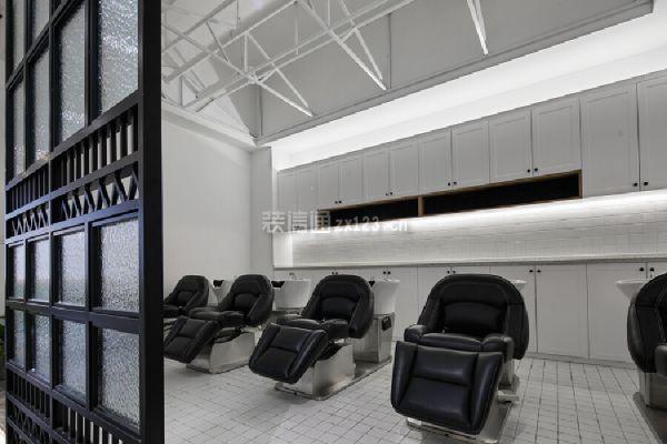 发廊设计装修效果图
