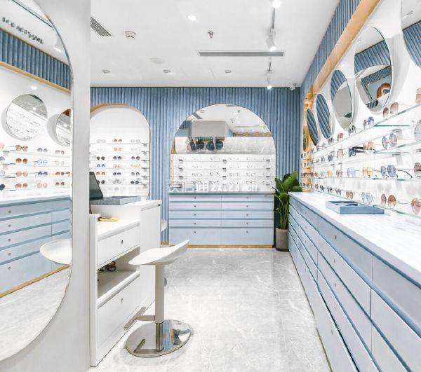 眼镜店设计定位