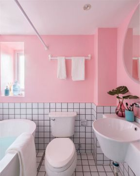 溫馨衛生間裝修設計 溫馨衛生間裝修效果圖 衛生間設計與裝修