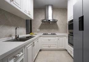 歐式廚房裝修效果圖欣賞 歐式廚房裝飾效果圖   廚房櫥柜效果圖片欣賞