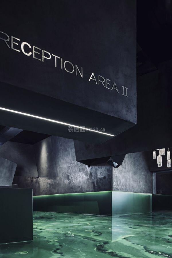 燈飾店服務區設計