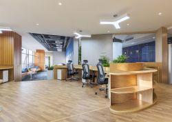 南京科技公司辦公室裝修設計實景圖
