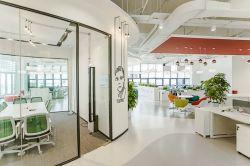 南京科技公司辦公室裝修設計圖片