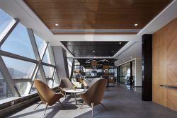 南京寫字樓辦公室休閑空間裝修圖片