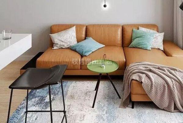 一居室色彩设计