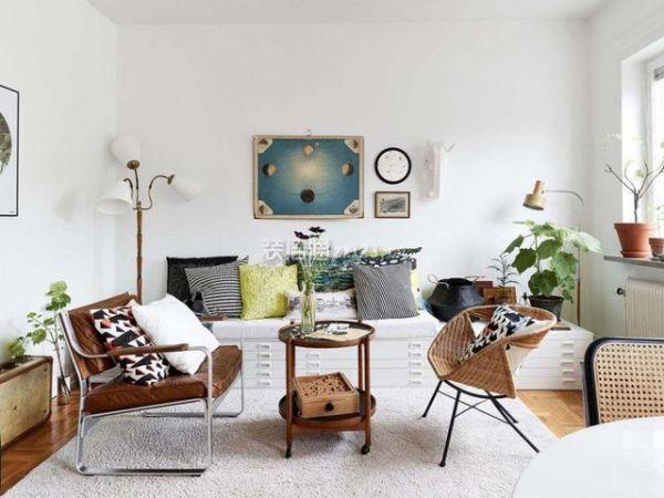 一居室家具设计