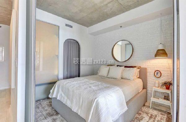 一居室卧室装修效果图
