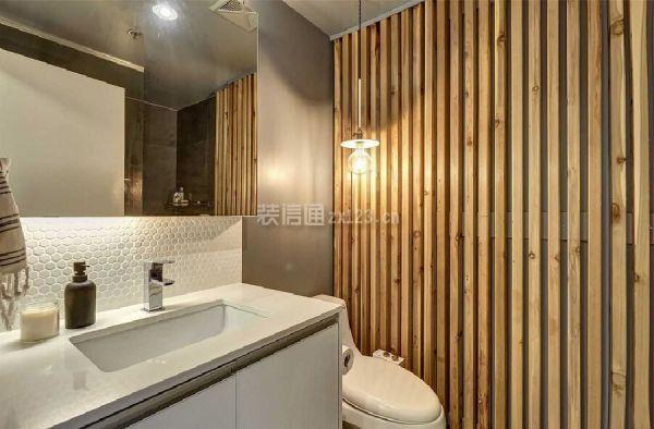 一居室卫生间装修效果图