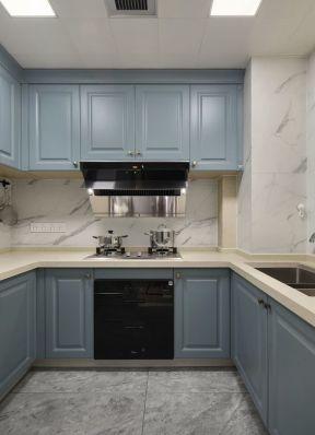 廚房櫥柜效果圖 廚房櫥柜顏色效果圖