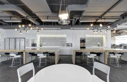 金融公司辦公室茶水區裝修布置圖片大全