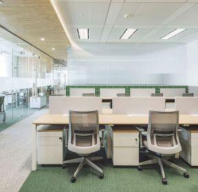 每日推荐>> 200平米沉稳律师事务所办公室装修设计效果图欣赏 2320