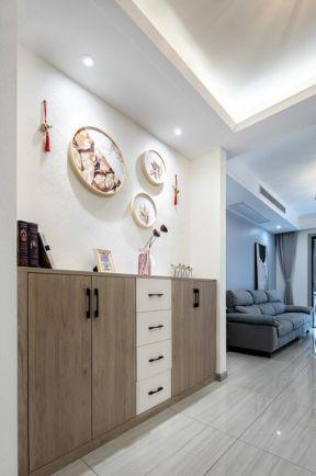 現代玄關設計效果圖 現代玄關柜設計