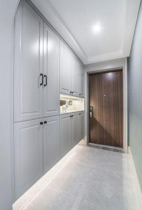 玄關柜設計 簡歐玄關柜