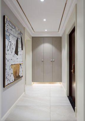 進門玄關的設計圖 進門玄關的設計 玄關吊頂裝修圖