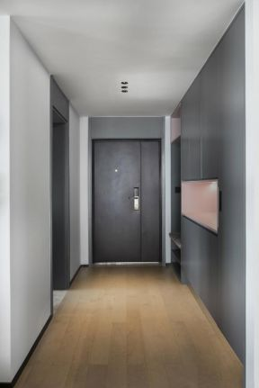 進門玄關裝修圖片 進門玄關裝修設計  玄關柜設計圖