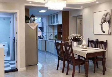 在渭南ballbet贝博网站一套100平米的房子需要多少钱?100平米样板间ballbet贝博网站