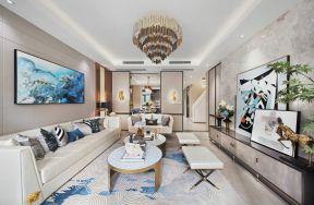 復式樓客廳裝修圖 復式樓客廳設計圖