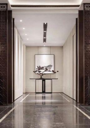 別墅玄關裝修效果圖大全 玄關走廊設計效果圖