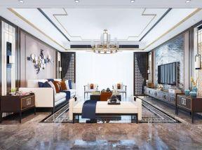 中式客廳效果圖大全 中式客廳效果圖 大戶型客廳裝修效果圖欣賞
