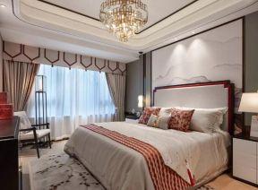 新中式臥室設計圖 新中式臥室大全